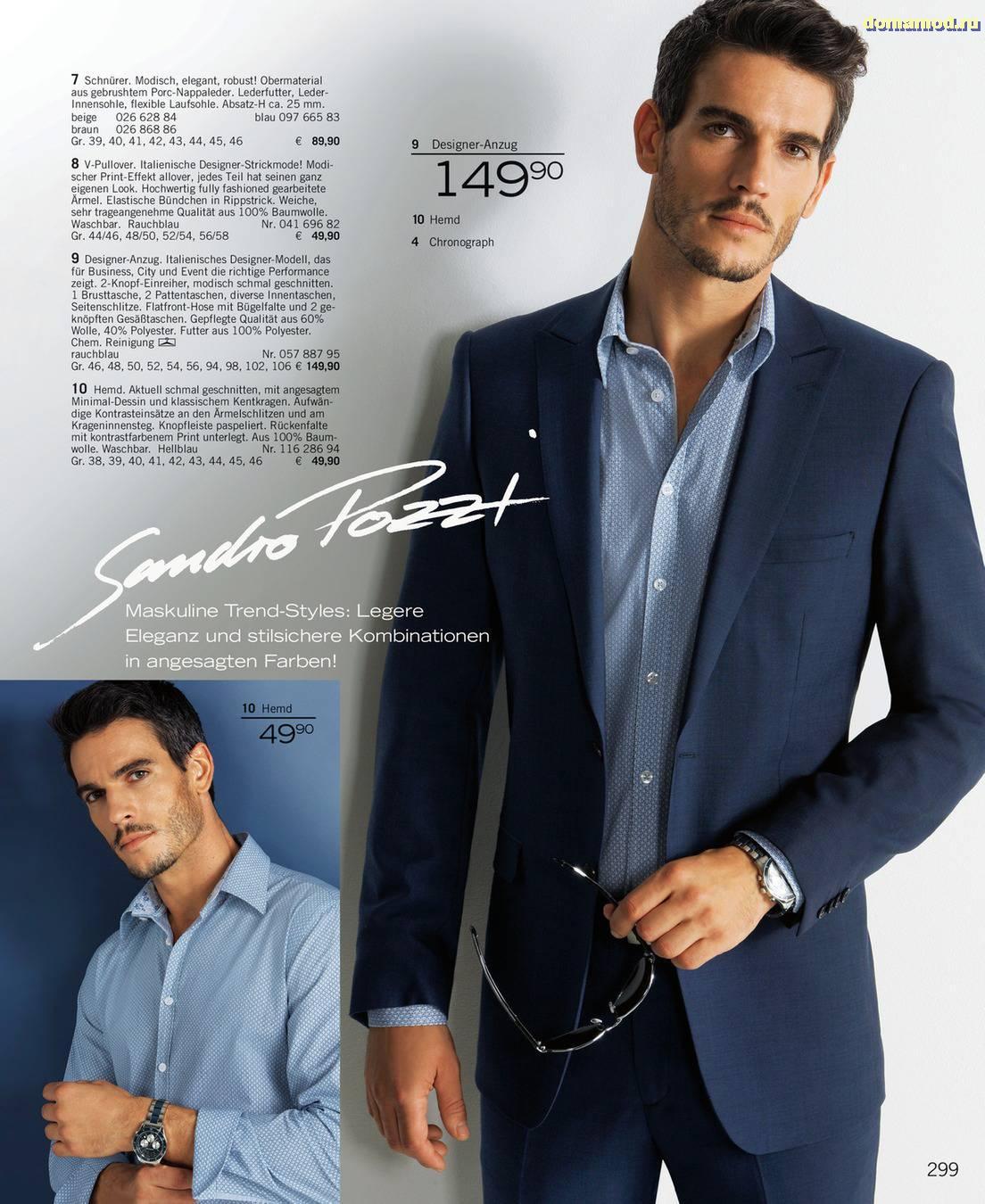 Стр 299 heine мужская модная одежда