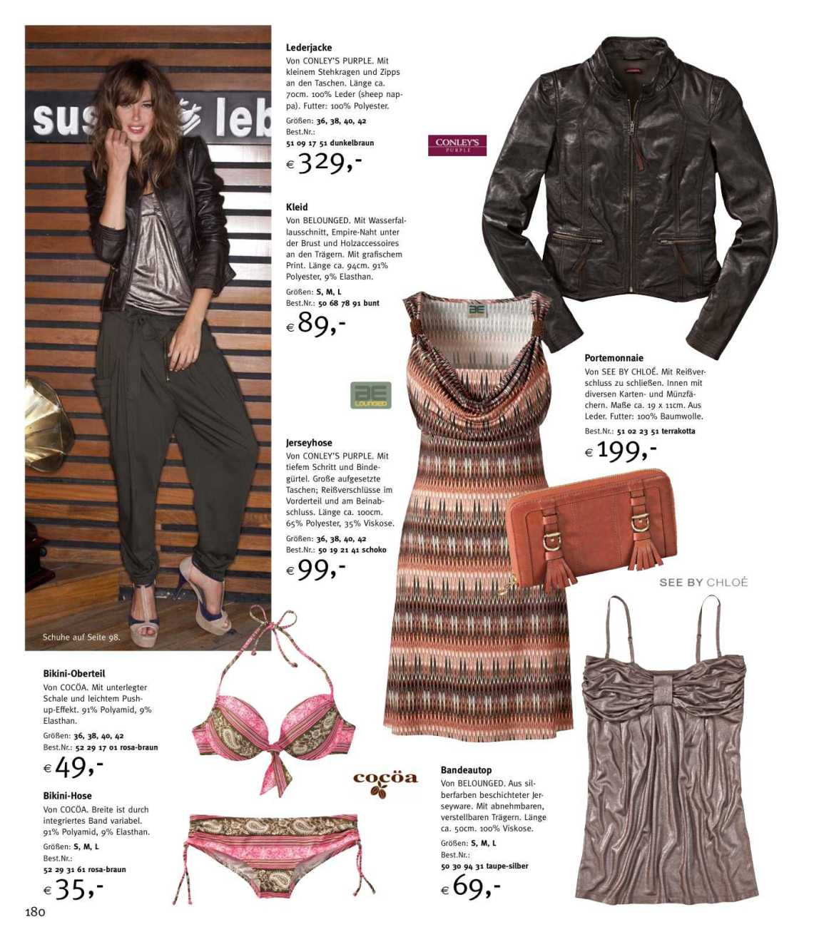 Одежда каталог